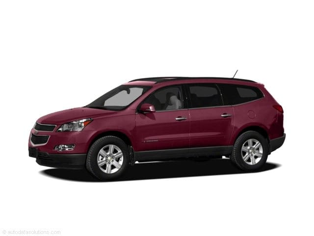 Photo Pre-Owned 2011 Chevrolet Traverse LT in Schaumburg, IL, Near Palatine