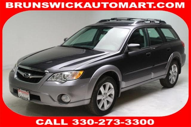 Photo Used 2009 Subaru Outback 4dr H4 Auto 2.5i Special Edtn in Brunswick, OH, near Cleveland