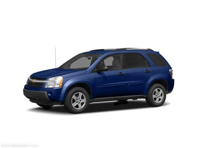 Photo Used 2006 Chevrolet Equinox LT for sale in Rockville, MD