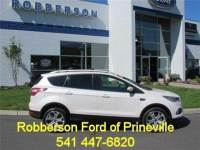 Used 2017 Ford Escape Titanium 4x4 SUV For Sale Bend, OR