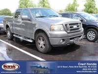 Pre-Owned 2008 Ford F-150 4WD SuperCrew Styleside 5-1/2 Ft Box FX4