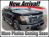 2013 Ford F-150 XLT Truck SuperCrew Cab Turbocharged Gas V6 213