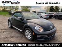 2018 Volkswagen Beetle 2.0T S Convertible For Sale - Serving Amherst