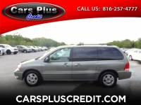 2006 Ford Freestar Wagon 4dr SEL