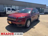 Certified Used 2014 Jeep Cherokee Sport FWD SUV