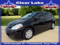 2011 Nissan Versa 1.8S Sedan near Houston