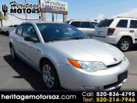 2004 Saturn ION Quad Coupe 3