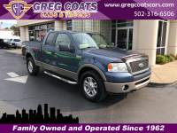 2006 Ford F-150 Lariat 4WD SuperCab 6.5' Box