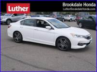 2016 Honda Accord Sedan Sport Minneapolis MN | Maple Grove Plymouth Brooklyn Center Minnesota 1HGCR2F5XGA065431