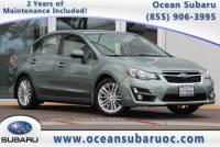 Used 2016 Subaru Impreza 2.0i for Sale in Fullerton near Anaheim, CA