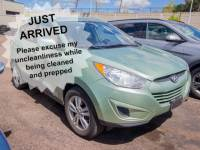 Pre-Owned 2011 Hyundai Tucson GLS PZEV AWD