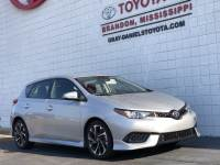 Pre-Owned 2017 Toyota Corolla iM Base Hatchback Front-wheel Drive in Brandon MS