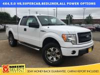 2014 Ford F-150 STX Truck SuperCab Styleside