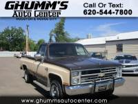 1986 Chevrolet C/K 10 Regular Cab 4WD