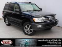Pre-Owned 2006 Toyota Land Cruiser 4dr 4WD (Natl)