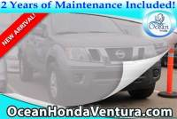 Used 2018 Nissan Frontier SV V6 Crew Cab Pickup For Sale in Ventura near Oxnard, Santa Barbara & Camarillo | Ocean Honda of Ventura