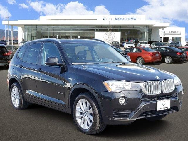 Photo Pre-Owned 2016 BMW X3 xDrive28i for Sale in Medford, OR