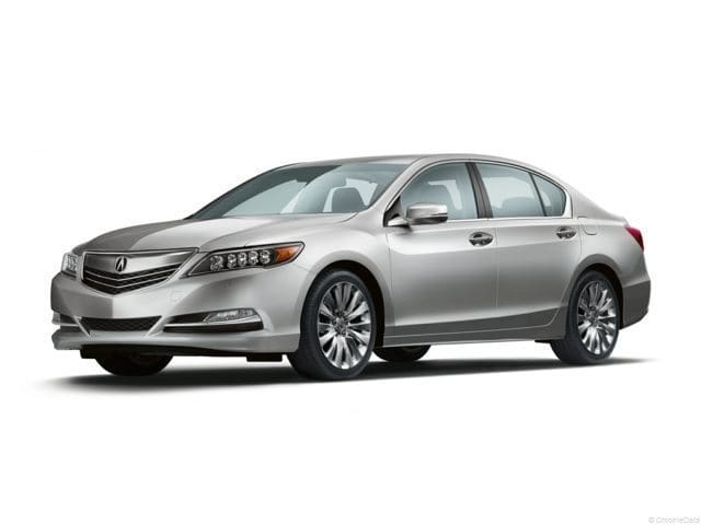 Photo Used 2014 Acura RLX For Sale at Duval Acura  VIN JH4KC1F90EC000600