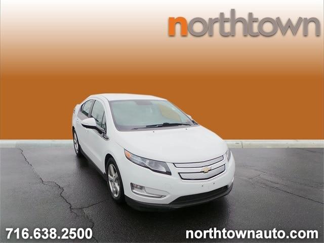 Photo 2013 Chevrolet Volt Base Hatchback