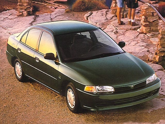 Photo 1998 Mitsubishi Mirage 4DR SDN DE 1.5L Auto Sedan