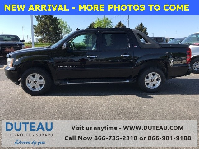 Photo Used 2008 Chevrolet Avalanche 1500 LS For Sale in Lincoln, NE