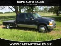 2001 Ford F-350 SD Lariat Crew Cab Long Bed 2WD DRW
