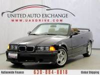1999 BMW 3 Series 3.2L V6 Engine RWD M3 Convertible With Manual Transmission, Power Seats, Cooling System Overhaul, M Factory Wheels, Full Size Spare Tire, Soft Top in Perfect Condition