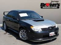 2007 Subaru Impreza WRX STi 6-Speed Manual