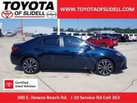 Used 2017 Toyota Corolla XSE CVT
