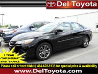 Certified Pre-Owned 2017 Toyota Camry For Sale in Thorndale, PA   Near Malvern, Coatesville, West Chester & Downingtown, PA   VIN:4T1BF1FK8HU357139
