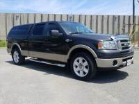 Pre Owned 2007 Ford F-150 4WD SuperCrew Styleside 5-1/2 Ft Box XLT