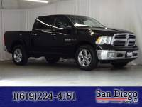 Certified 2017 Ram 1500 SLT Truck Crew Cab in San Diego