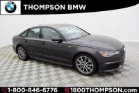 Pre-Owned 2017 Audi A6 3.0T Premium Plus in Doylestown, PA
