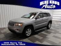 2016 Jeep Grand Cherokee Laredo 4x4 SUV in Duncansville | Serving Altoona, Ebensburg, Huntingdon, and Hollidaysburg PA