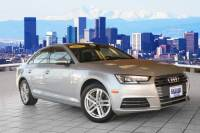 Certified Pre-Owned 2017 Audi A4 For Sale inThornton near Denver | Serving Arvada, Westminster, CO, Lakewood, CO & Broomfield, CO | VIN:WAUANAF40HN030021