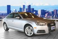 Certified Pre-Owned 2017 Audi A4 For Sale inThornton near Denver | Serving Arvada, Westminster, CO, Lakewood, CO & Broomfield, CO | VIN:WAUANAF44HN027297