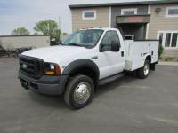 Used 2006 Ford F-450 Service Utility Truck