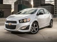 Used 2016 Chevrolet Sonic RS Auto Sedan I-4 cyl in Hereford NM