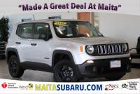 Used 2018 Jeep Renegade Sport Available in Sacramento CA