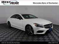 2017 Mercedes-Benz CLS 550 CLS 550 Coupe