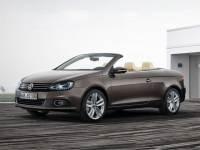 2015 Volkswagen Eos Convertible Front-wheel Drive