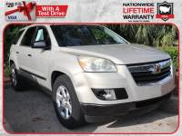 2007 Saturn OUTLOOK XE SUV