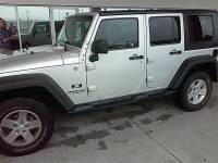 2009 Jeep Wrangler Unlimited 4WD X