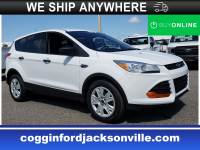Certified 2016 Ford Escape S SUV Regular Unleaded I-4 152 in Jacksonville FL