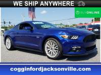 Certified 2016 Ford Mustang GT Premium Coupe Premium Unleaded V-8 302 in Jacksonville FL