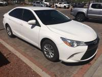 Certified Pre-Owned 2016 Toyota Camry Sedan Front-wheel Drive in Avondale, AZ
