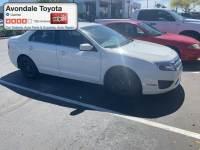 Pre-Owned 2011 Ford Fusion SE Sedan Front-wheel Drive in Avondale, AZ