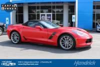 2017 Chevrolet Corvette Grand Sport 1LT Convertible in Franklin, TN