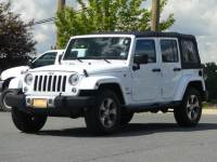 2018 Jeep Wrangler JK Unlimited Sahara 4x4 Sport Utility in Woodbridge, VA