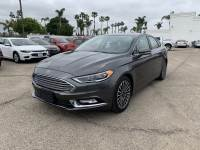 Used 2017 Ford Fusion SE in Oxnard CA